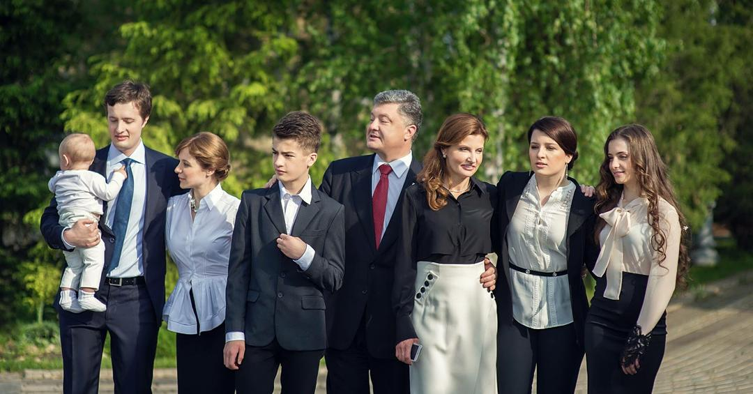 Дочка президента Порошенка знялася у російському серіалі (ВІДЕО)