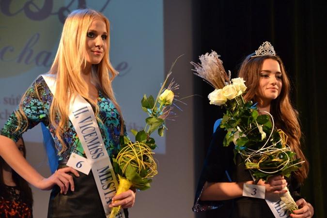 Украинка стала вице-мисс в Словакии (ФОТО)