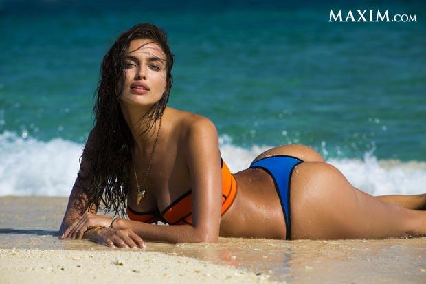Топ-20 найгарячіших красунь за версією чоловічого журналу «Maxim» (ФОТО)
