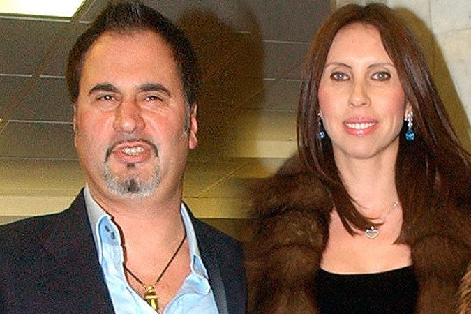 Колишня дружина Меладзе вперше розповіла про смерть їхнього сина