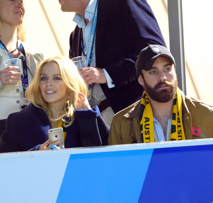 Royals And Celebrities Attend The Rugby World Cup
