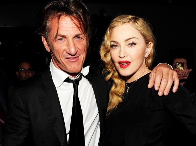 Шон Пенн має намір повернути Мадонну через 26 років після розлучення