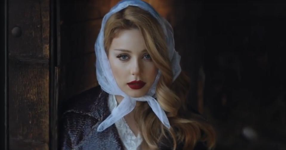 Тіна Кароль презентувала романтичне карпатське відео на нову пісню