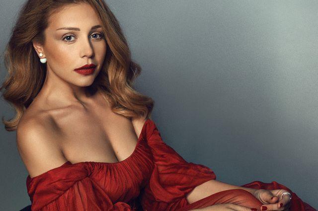 Тина Кароль в банном халате получила престижную модную премию (ФОТО+ВИДЕО)