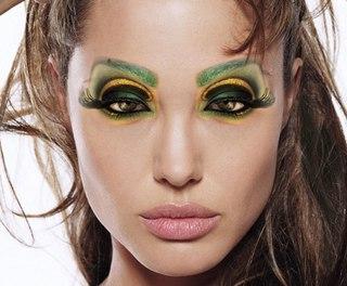 Змийте це негайно: жахливий макіяж зірок (ФОТО)