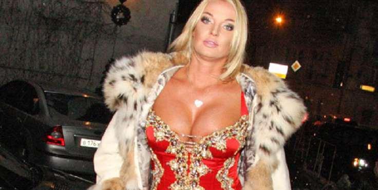 Волочковой дали звание «роковая женщина»