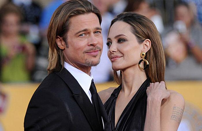 Бред Пітт прокоментував розлучення з Джолі та назвав її «тираном»