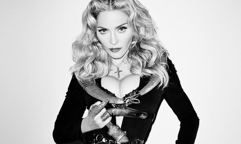Мадонна шокувала своїми зубами (ФОТО, ВІДЕО)
