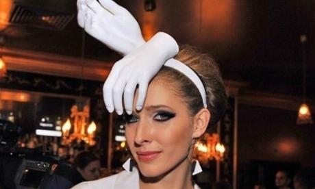 Осадча та Єфросиніна з'явилися на публіці в однакових сукнях за 20000 гривень (ФОТО)