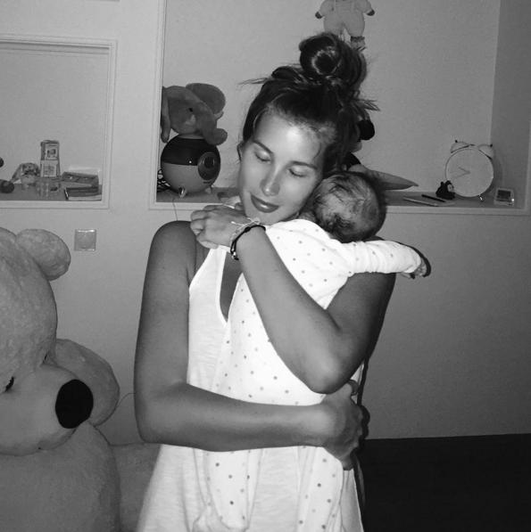 Кети Топурия взорвала instagram фотографией с дочкой (ФОТО)