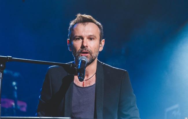 Вакарчук заспівав пісню Френка Сінатри (Відео)