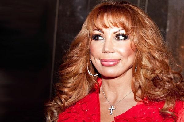 50-річна Маша Распутіна шокувала новим обличчям (ФОТО)