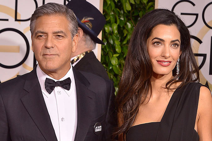 Жена Джорджа Клуни осталась без работы