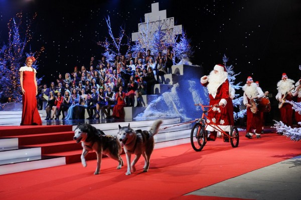 Тина Кароль и Ирина Билык на новогоднем огоньке. Обещают феерическое шоу! (ФОТО)