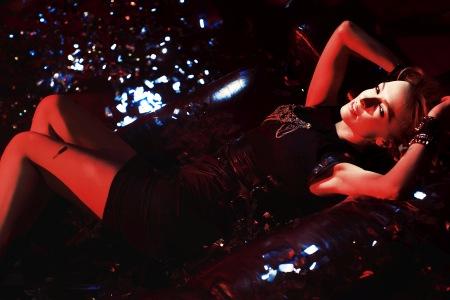 З Фролової спробували зробити Мадонну зразка 80-х(ФОТО)