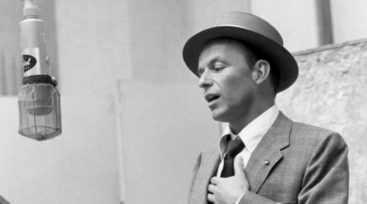 Фанаты Фрэнка Синатры отмечают вековой юбилей артиста