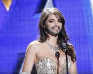 Модель из Австрии шокировала зрителей Мисс Вселенная бородой (ФОТО)