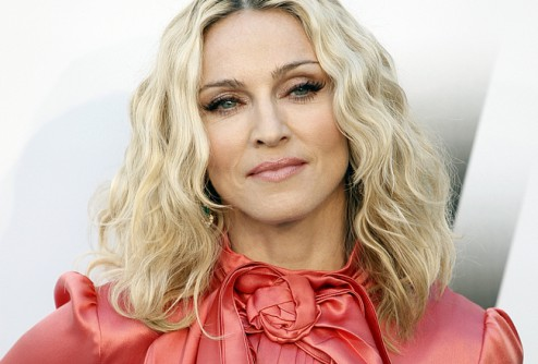 Мадонна опубликовала милое семейное фото (Фото)