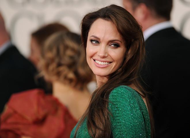 Анджелина Джоли: «Я никогда не хотела иметь детей» (ФОТО)
