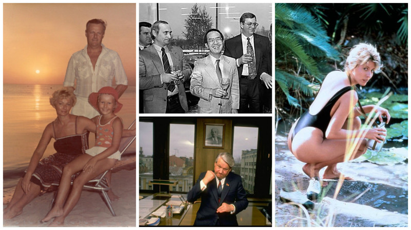 Знаменитости и политики, какими вы их еще не видели (30 ФОТО)