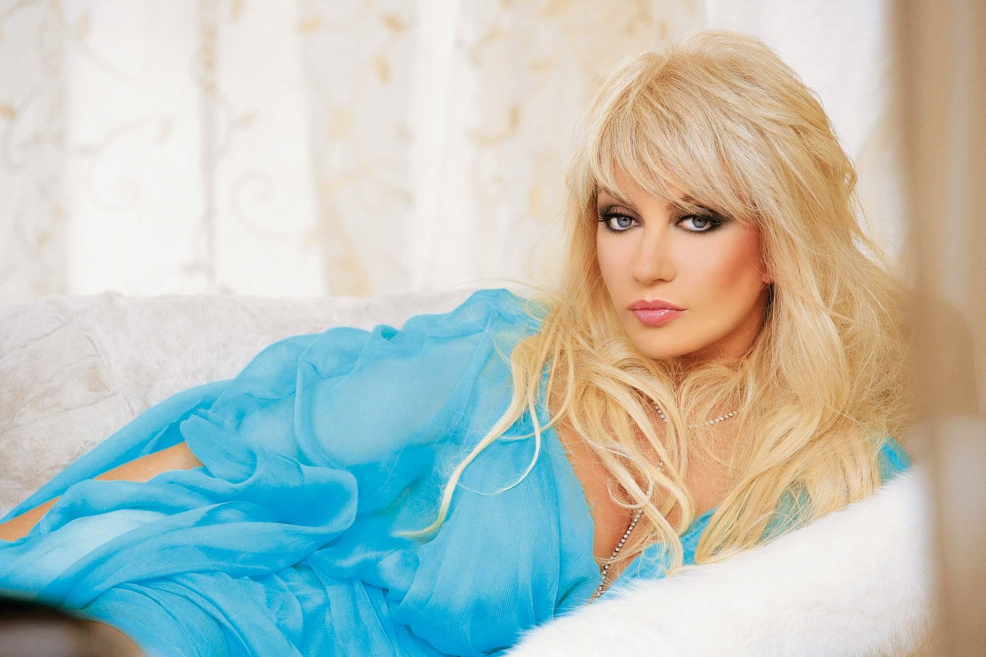 Таисия Повалий засветилась без косметики (Фото)