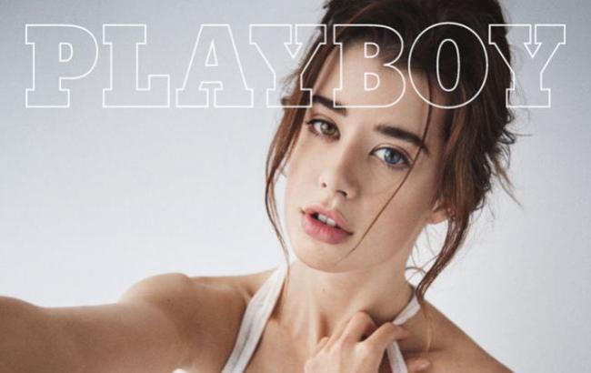 Журнал PLAYBOY показав першу за багато років обкладинку без оголеної моделі (Фото)