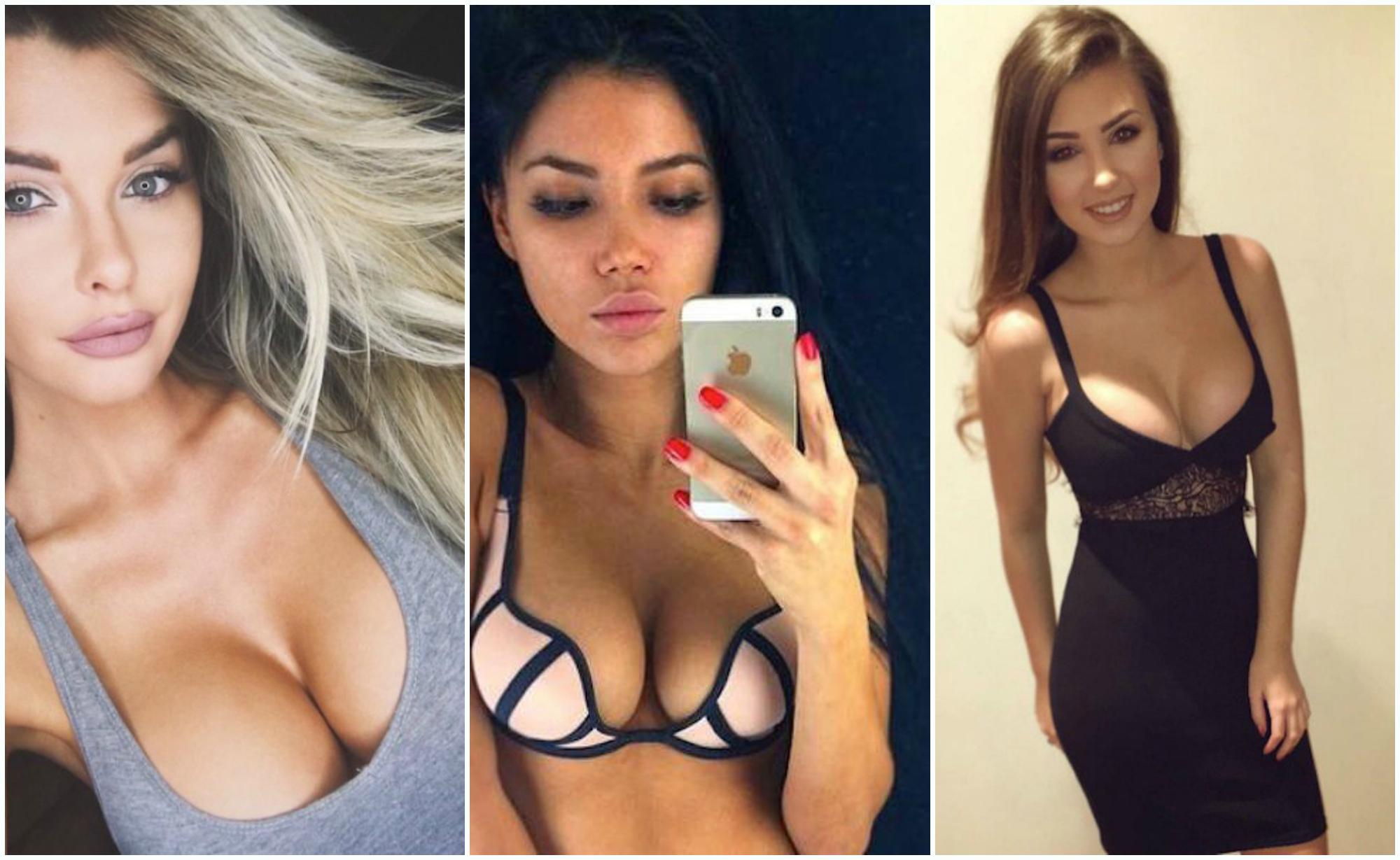 Лучше чем звезды : 22 девушки, которым очень сложно смотреть в глаза (ФОТО)