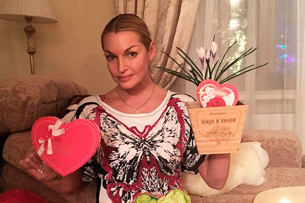 Анастасия Волочкова показала нового мужа (ФОТО)