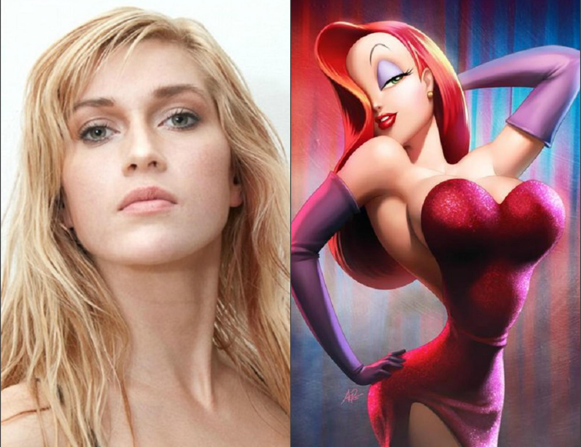 Шведская модель удалила 6 ребер и нереально увеличила грудь, чтобы стать похожей на героиню мультфильма (8 ФОТО)