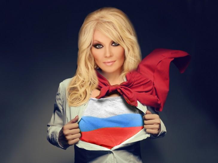 Таисия Повалий решилась показать себя без косметики (ФОТО)