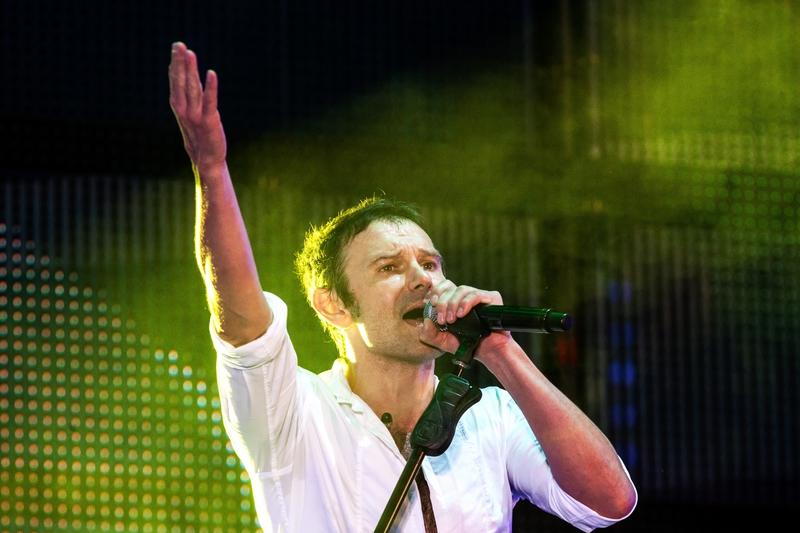 На концерт «ОЕ» у Львові прийшло понад 60 тис. людей