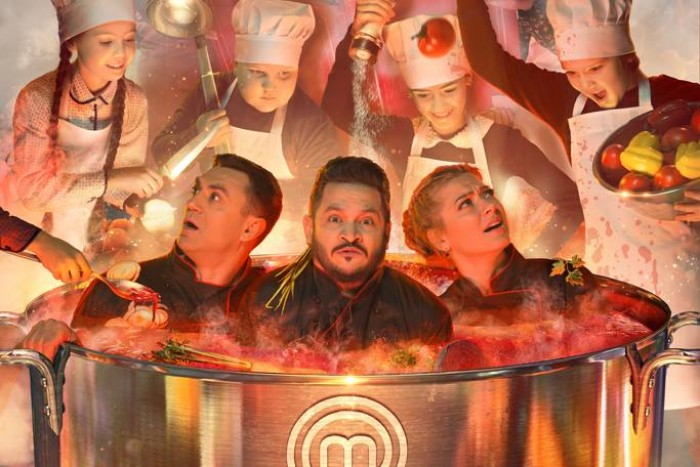 На «МастерШеф» уже назвали лучшего маленького повара (Фото)