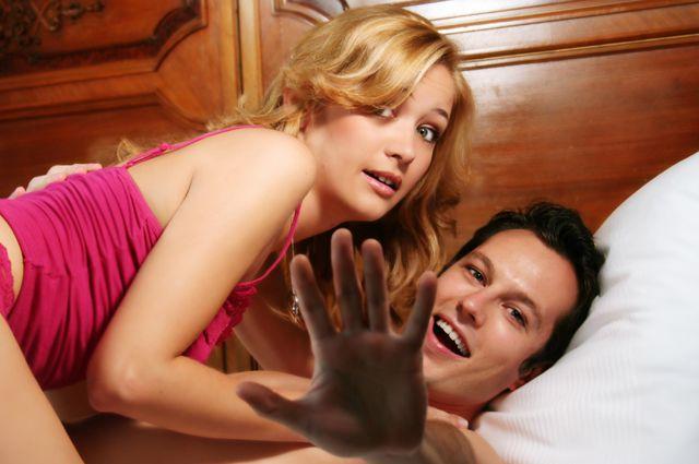 Чи багато в стосунках залежить вд сексу