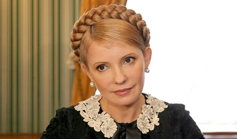 Тимошенко шокировала пышными формами в стиле Кардашьян (ФОТО)