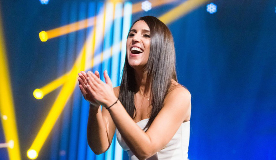 Джамала показала наряд для Євробачення-2016 (ФОТО)