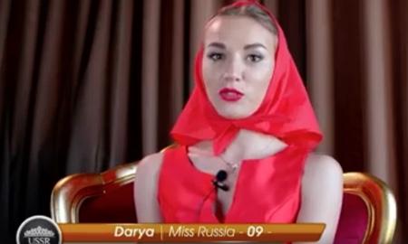 В Дубае провели конкурс «Мисс СССР» (ФОТО)