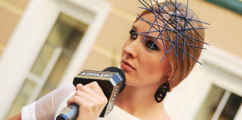 Осадчая показала архивные фотографии со свадьбы (ФОТО)
