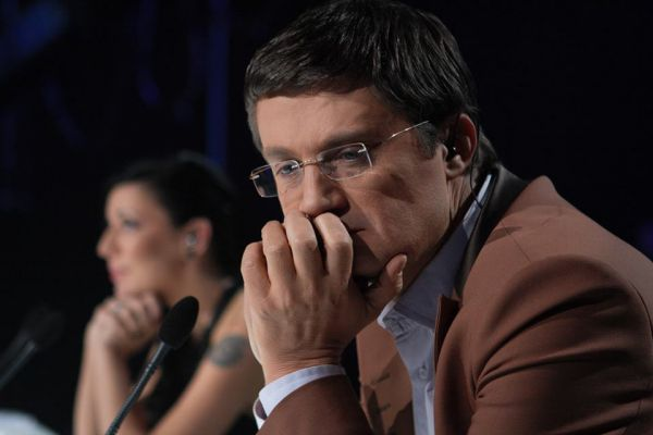 "Скандал: Кондратюк жорстоко кинув ""Х-фактор"""