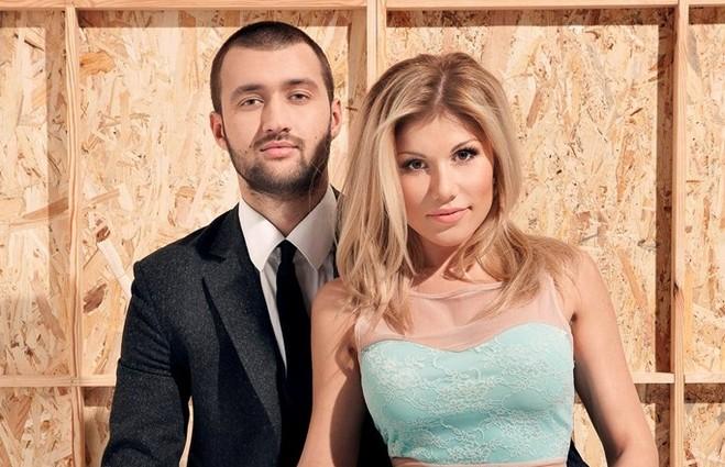 Тамерлан та Альона Омаргалеєва відсвяткували річницю весілля (фото)