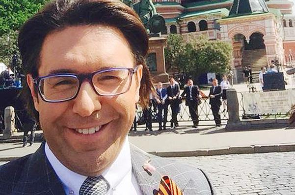 Фанати Андрія Малахова вітають його з майбутнім поповненням (фото і відео)