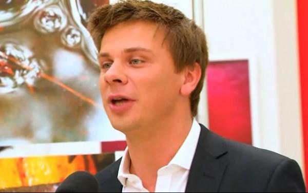 Дмитро Комаров розповів, чому досі не одружився (фото)