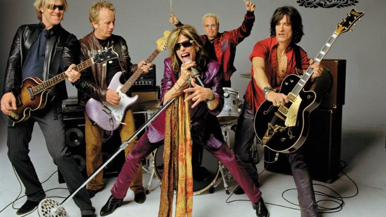 Aerosmith анонсувала прощальний тур у 2017 році