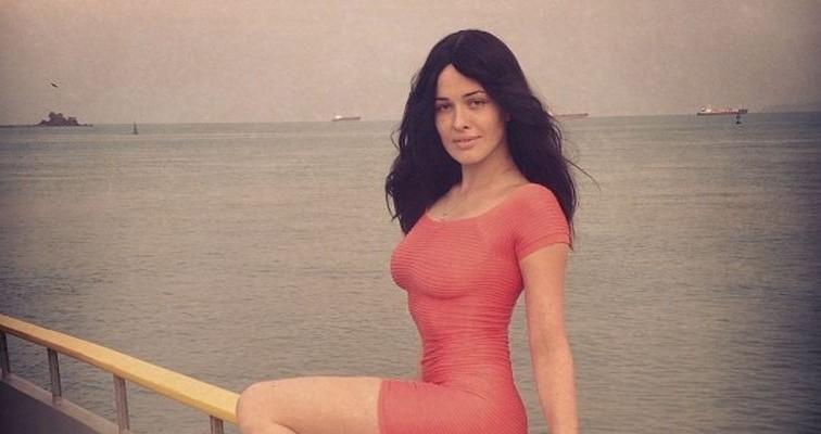 Даша Астаф'єва знялась у відвертій фотосесії (ФОТО)