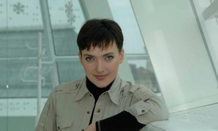 В сеть попали уникальные фотографии Надежды Савченко (ФОТО)