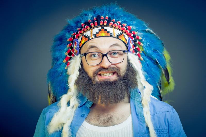 Дзидзьо без бороды фото юмориста, которые удивляют