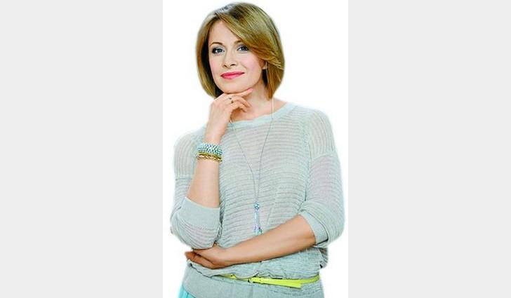 Олена Кравець представила свою першу колекцію одягу (ФОТО)