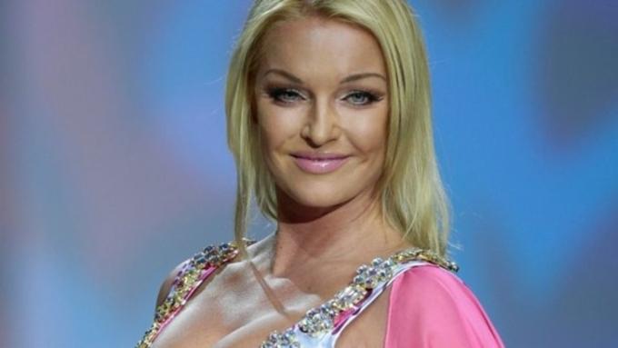 Волочкова похвалилася інтимними фото з Мальдів (ФОТО)