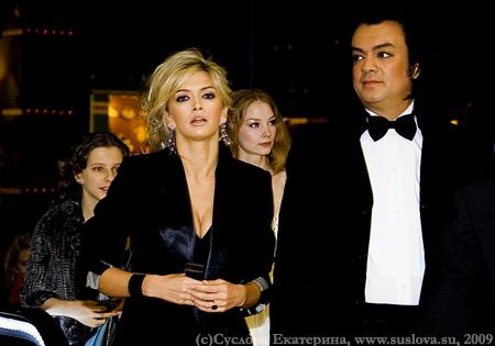 Журналисты застукали Брежневу и Киркорова на очень пикантном моменте