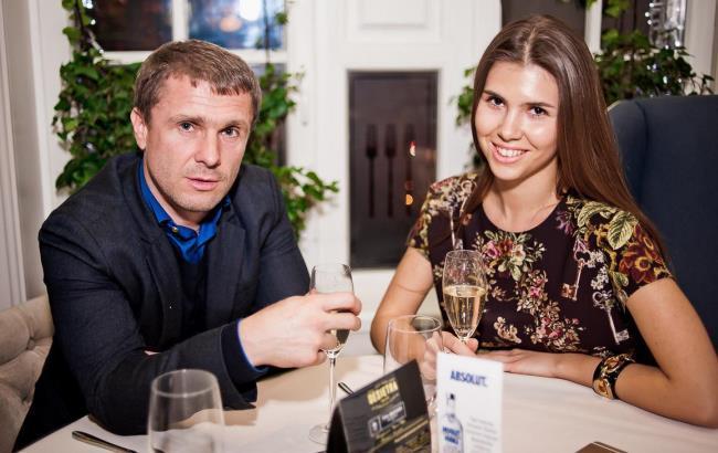 У мережі з'явилися фото і відео з весілля Сергія Реброва