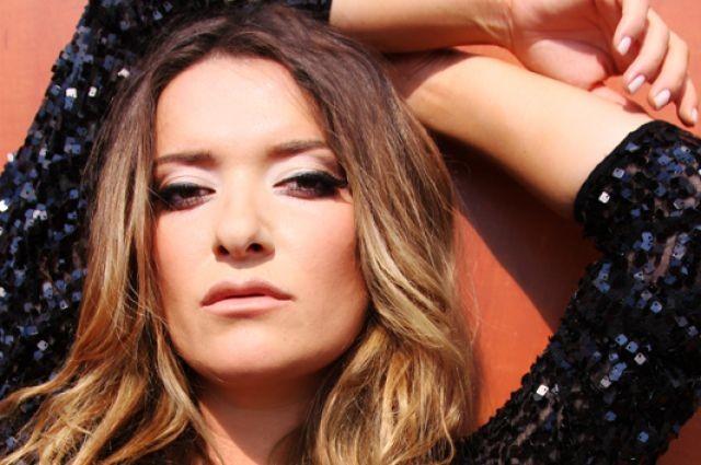 Співачка Наталя Могилевська мітить у королеви гольфу? (ФОТО)